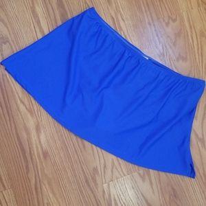 Catalina  lg 12/14 swim skirt